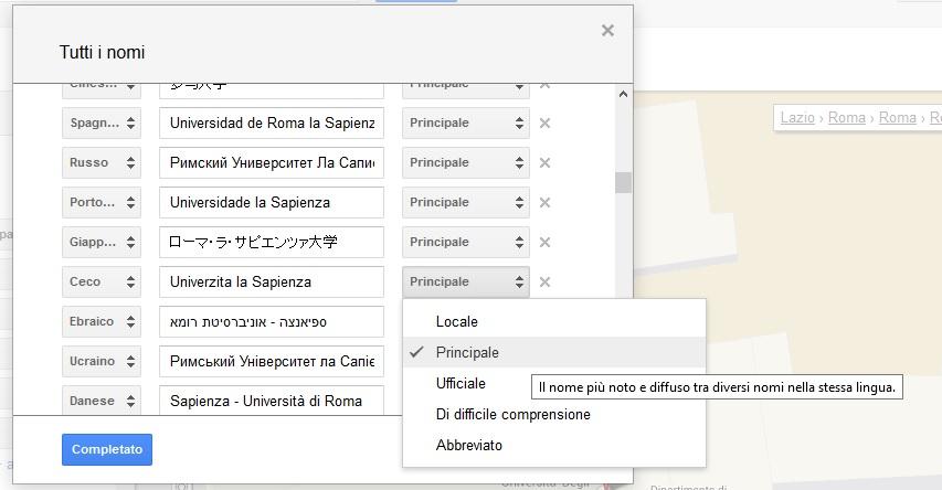 lingue map maker 6
