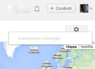 cronologia delle posizioni google 3