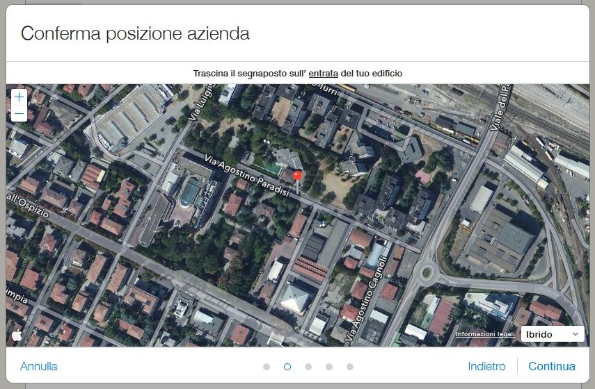Apple Maps 5