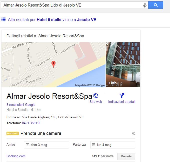 almar jesolo resort spa lido di jesolo ve   Cerca con Google
