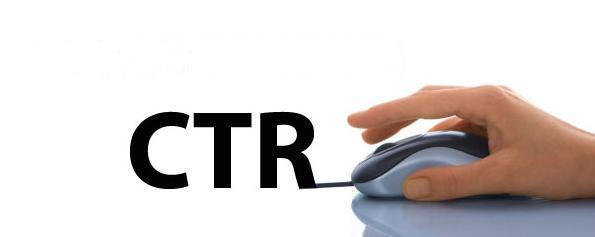 CTR fattore di ranking
